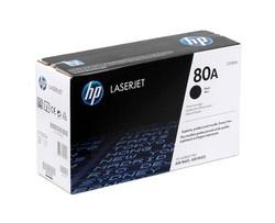 HP - HP CF280A Siyah Toner 80A