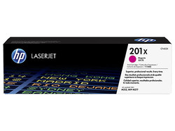 HP - HP CF403X (201X) MACENTA YUKSEK KAPASITELI TONER 2.300 SAYFA