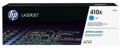 HP CF411X No 410X Mavi 5000 Sayfa Lazer Toner