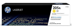 HP - HP CF532A No 205A Sarı 900 Sayfa Lazer Toner