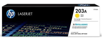 HP CF542A No 203A Sarı 1300 Sayfa Lazer Toner