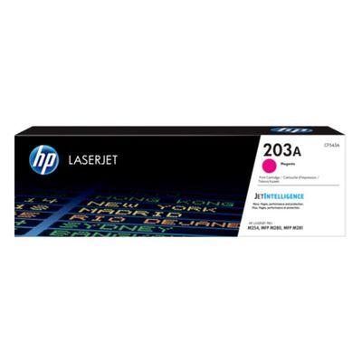 HP CF543A No 203A Kırmızı 1300 Sayfa Lazer Toner