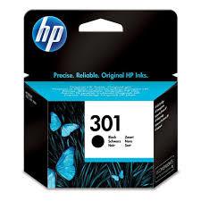 HP - HP CH561EE 301 Siyah Mürekkep Kartuş