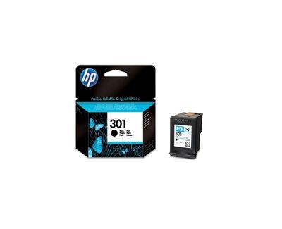 HP CH561EE Siyah Mürekkep Kartuş (301)