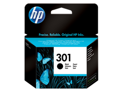 HP CH561EE Siyah Mürekkep Kartuş (301) - Thumbnail