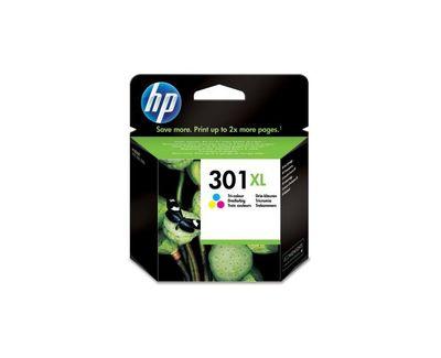 HP CH564EE Renkli Mürekkep Kartuş (301XL)