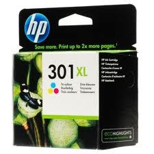 HP CH564EE Renkli Mürekkep Kartuş (301XL) - Thumbnail