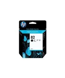 HP - HP CH565A Black Mürekkep Kartuş (82) ( HPCH565A )