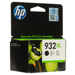HP CN053AE Siyah Mürekkep Kartuş (932XL) - Thumbnail