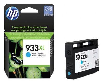 HP CN054AE Mavi Mürekkep Kartuş (933XL)