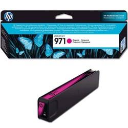 HP - HP CN623AE (971) MACENTA MUREKKEP KARTUSU 2.500 SAYFA
