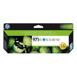 HP - HP CN626AE 971XL 6.600 Sayfa Mavi Yüksek Kap. Mürekkep Kartuş