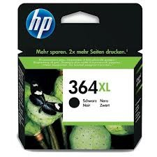 HP - HP CN684EE (364XL) SIYAH YUKSEK KAPASITELI MUREKKEP KARTUSU 550 SAYFA