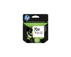 HP CN693AE Renkli Mürekkep Kartuş (704) - Thumbnail