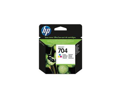HP CN693AE Renkli Mürekkep Kartuş (704)