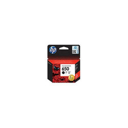 HP - HP CZ101AE Siyah Mürekkep Kartuş (650)