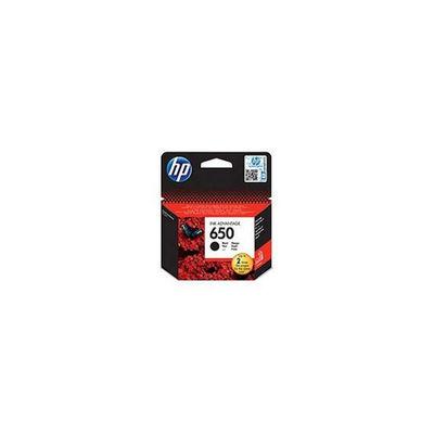 HP CZ101AE Siyah Mürekkep Kartuş (650)