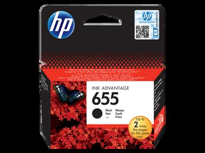 HP CZ109A SIYAH KARTUŞ NO:655