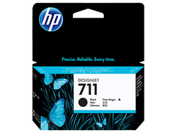 HP - HP CZ129A (711) SIYAH 38 ML GENIS FORMAT MUREKKEP KARTUSU