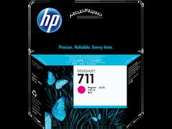 HP - HP CZ131A (711) MACENTA 29 ML GENIS FORMAT MUREKKEP KARTUSU