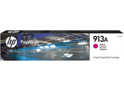 HP F6T78AE (913A) MACENTA PAGEWIDE MUREKKEP KARTUSU 3000 SAYFA