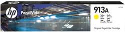 HP - HP F6T79AE (913A) SARI PAGEWIDE MUREKKEP KARTUSU 3000 SAYFA