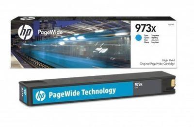 HP F6T81A No 973X Yüksek Kapasite Camgöbeği Kartuş 7.000 Sayfa