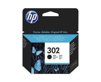 HP F6U66AE Siyah Mürekkep Kartuş (302)