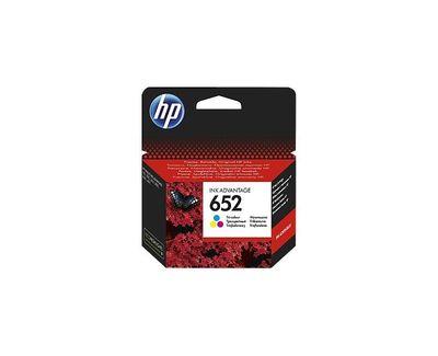 HP F6V24A Renkli Mürekkep Kartuş (652)