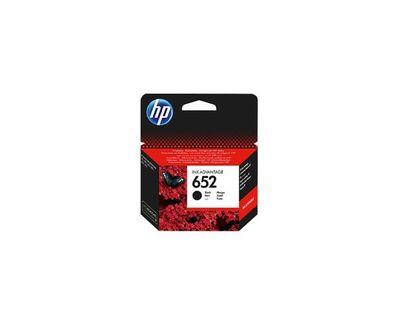 HP F6V25A Siyah Mürekkep Kartuş (652)