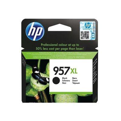 HP L0R40AE (957XL) SIYAH EKSTRA YUKSEK KAPASITELI MUREKKEP KARTUSU 3.000 SAYFA