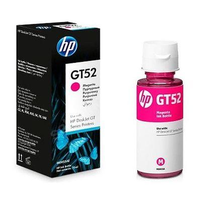 HP M0H55A Kırmızı Renkli Mürekkep Kartuş (GT52)