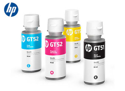 HP M0H56AE (GT52) SARI ŞİŞE MUREKKEP KARTUSU 8.000 SAYFA