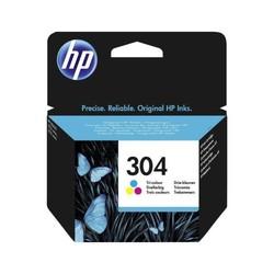 HP - HP N9K05AE (304) UC RENKLI MUREKKEP KARTUSU