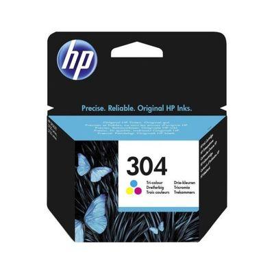 HP N9K05AE (304) UC RENKLI MUREKKEP KARTUSU