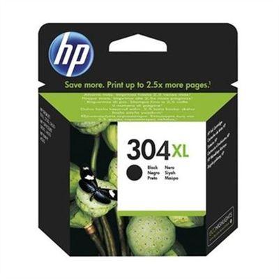 HP N9K08A No 304Xl Yüksek Kapasite Siyah Kartuş