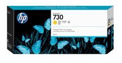 HP - HP P2V70A (730) SARI 300 ML GENIS FORMAT MUREKKEP KARTUSU