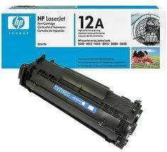HP Q2612A (12A) SIYAH TONER 2.000 SAYFA - Thumbnail