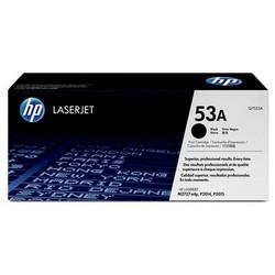 HP - HP Q7553A (53A) SIYAH TONER 3.000 SAYFA