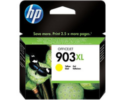 HP T6M11AE Sarı Renkli Mürekkep Kartuş (903XL) - Thumbnail