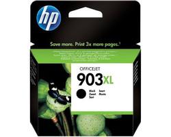 HP - HP T6M15AE (903XL) SIYAH YUKSEK KAPASITELI MUREKKEP KARTUSU 825 SAYFA
