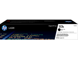 HP - HP W2070A (117A) SİYAH TONER 1.000 SAYFA