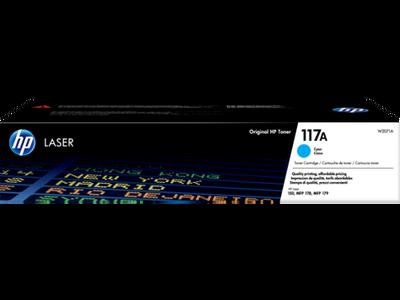 HP W2071A (117A) MAVİ TONER 700 SAYFA