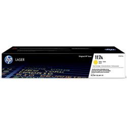 HP - HP W2072A (117A) SARI TONER 700 SAYFA