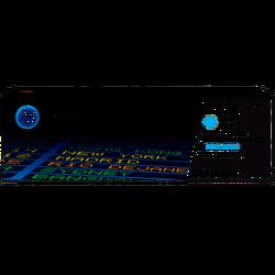 HP - HP W2211A (207A) MAVİ TONER 1.250 SAYFA