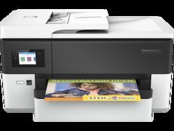 HP - HP Y0S18A OfficeJet Pro 7720 enkli Inkjet MFP Fakslı 22/18ppm A3 Yazıcı