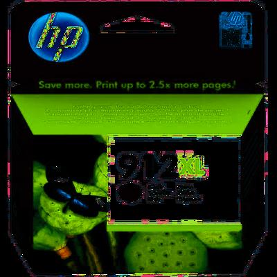HP3YL84AE (912XL) YUKSEK KAPASITI SIYAH MUREKKEP KARTUS