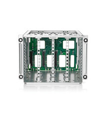 HPE - HPE DL38X Gen10 SFF Box1_2 Cage_Backplane Kit ( 826691-B21 )