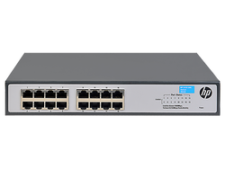 HPE - HPE JH016A 1420-16G 16 PORT 10/100/1000 YONETILEMEZ SWITCH