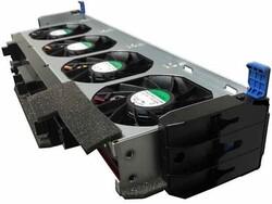 HPE - HPE ML350 Gen10 Redundant Fan Cage Kit with 4 Fan Modules ( 874572-B21 )